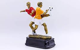 Статуэтка (фигурка) наградная спортивная Футбол Футболисты HX4314-A8