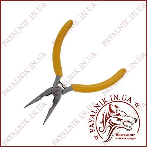 Длинногубцы-кусачки R'Deer RT-501, жёлтые