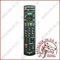 Пульт дистанционного управления для телевизора PANASONIC (модель N2QAYB000487) (PH11136) HQ