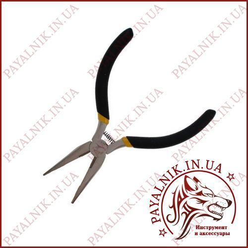 Длинногубцы-кусачки ферроникеливые R'Deer 98-514