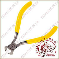 Кусачки торцевые R'Deer RT-507, жёлтые