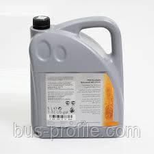 Масло моторное 5W30 (5 л) MB 229.51 (с сажевым фильтром) — MERCEDES ORIGINAL — 0009899701ААА4