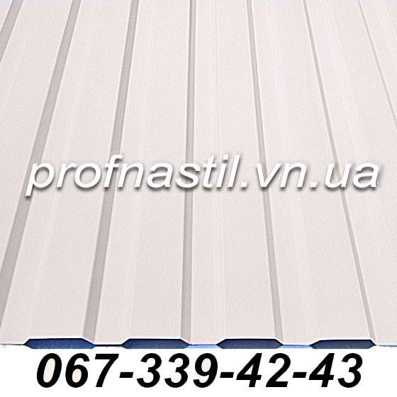 Профнастил бежевый ПС-12 RAL 1015 Винница