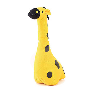 Beco Pets, Экологичная плюшевая игрушка, для собаки, жираф Джордж, 1 игрушка