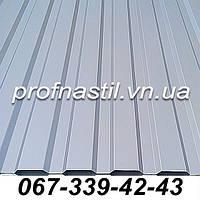 Профнастил серый ПС-12 RAL 9002 Винница, фото 1