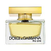 Dolce & Gabbana The One Парфюмированная вода 75 ml (Дольче Габбана Зе Ван)