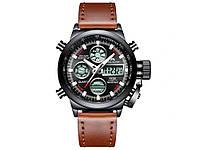 Армейские наручные часы Megalith  Черный