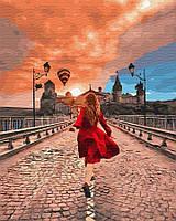 Картина по номерам Brushme 40х50 Замок Камянец-Подольска (GX25454), фото 1
