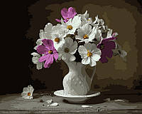 Картина по номерам Brushme 40х50 Космеи (GX3761), фото 1