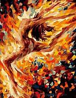 Картина по номерам Brushme 40х50 Эмоция, худ. Л. Афремов (GX6390), фото 1