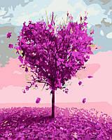Картина по номерам Brushme 40х50 Дерево любви (GX7460), фото 1