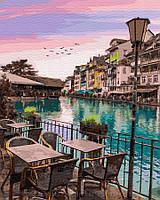 Картина по номерам Brushme 40х50 Вечер в Анталии (GX32321), фото 1
