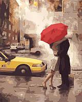 Картина по номерам Brushme 40х50 Любовь в Нью-Йорке (GX7473), фото 1
