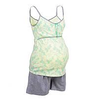 Пижама для беременных и кормящих женщин Мамин Дом Lemonade