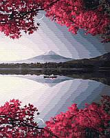 Картина по номерам Brushme 40х50 Вечер у гори Фудзи (GX32325), фото 1