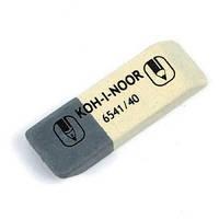 """Ластик """"Sunpearl"""" KI-N6541 / 40 (бело-серый) /уп.40шт/ ш.к.85950702"""