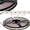 Светодиодная лента ip20 холодный белый smd2835 60 диодов/метр премиум класса (6500К)