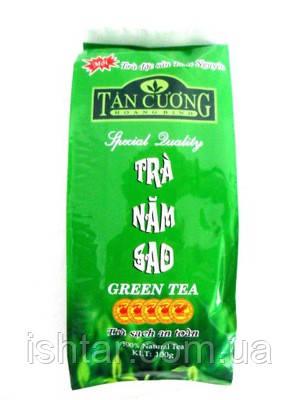 Вьетнамский Зеленый чай TAN CUONG (TRA NAM SAD) 200 г.