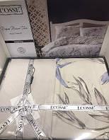 Комплект Постельного Белья Ecosse Ранфорс Двухспальное Евростандарт