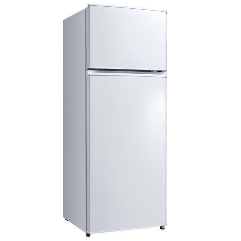 Холодильник двухкамерный 166/41 л, Grunhelm GTF-143M (89935)