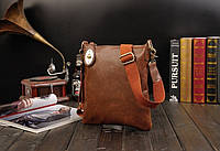 Мужская кожаная сумка. Модель с3, фото 2