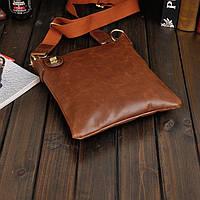 Мужская кожаная сумка. Модель с3, фото 4