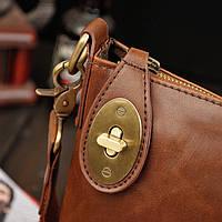 Мужская кожаная сумка. Модель с3, фото 5