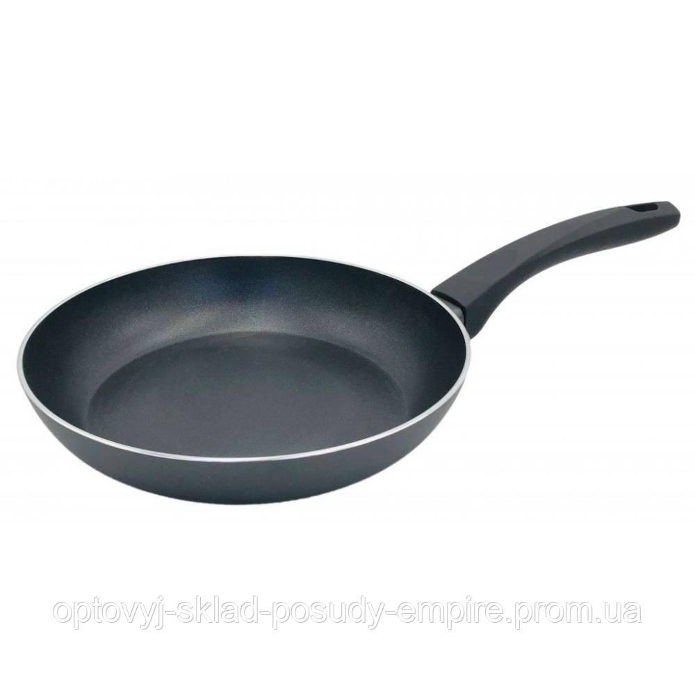 Сковорода з антипригарним покриттям 22см для індукції Con Brio СВ-2222