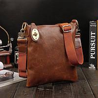 Мужская кожаная сумка. Модель с3, фото 1