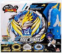 Волчок Auldey Infinity Nado V серия Advanced Ares' Wings Крылья Ареса