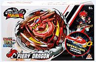 Волчок Auldey Infinity Nado V серия Original Fiery Dragon Огненный Дракон