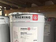 Антикоррозийная грунтующая эмаль Haering Haeraplast 1K H5 акриловая на основе Пвх Германия, фото 1