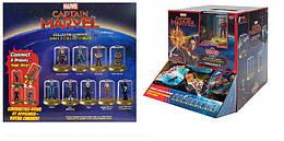 Колекційна фігурка Jazwares Domez Marvel's Captain Marvel S1 (1 фігурка)