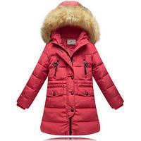 Зимняя верхняя одежда для девочек опт