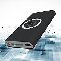 Внешний аккумулятор | Портативные зарядки | Power Bank 20000mah с беспроводной зарядкой (34849)