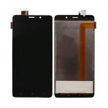Дисплей Blackview A8 Max с сенсором (тачскрином) черный