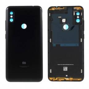 Задняя крышка Xiaomi Redmi Note 6 Pro черная, фото 2