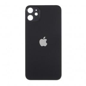 Задня кришка для Apple iPhone 11, чорна