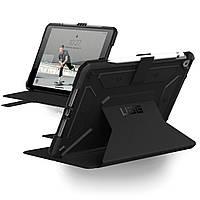 Противоударный чехол UAG для iPad 10.2 2019 Metropolis, Black