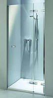 Душевая дверь в нишу Kolo Next 100 HDRF10222003R глянцевый хром, прозрачное, правосторонняя, фото 1