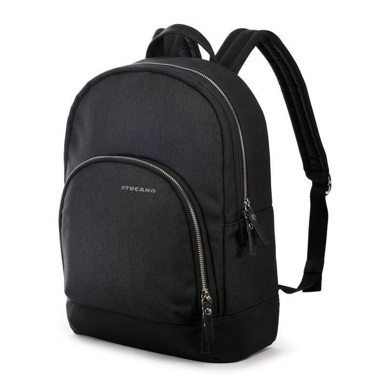 """Рюкзак Tucano Nota Backpack для MB PRO 13"""" (чёрный)"""