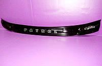 Дефлектор капота  Nissan Patrol с 1997–2004,  Мухобойка Nissan Patrol