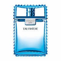 Versace Man Eau Fraiche Туалетная вода 100 ml (Версаче Мен Фреш) Голубые