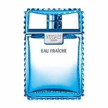 Versace Man Eau Fraiche Туалетная вода 100 ml ( Версаче Мэн Фреш ) Голубые