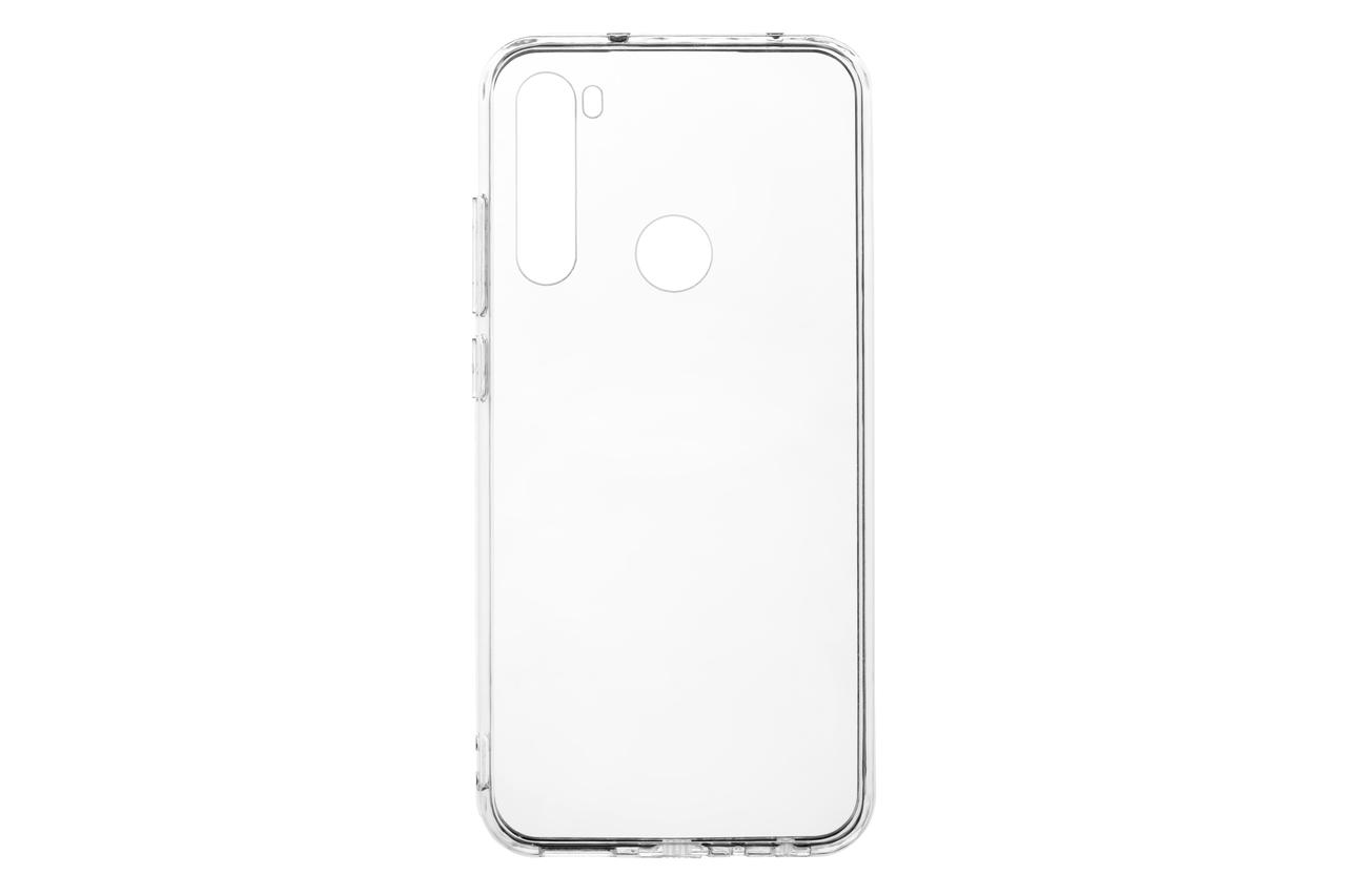 Чехол 2Е Basic для Xiaomi Redmi Note 8, Hybrid, Transparent