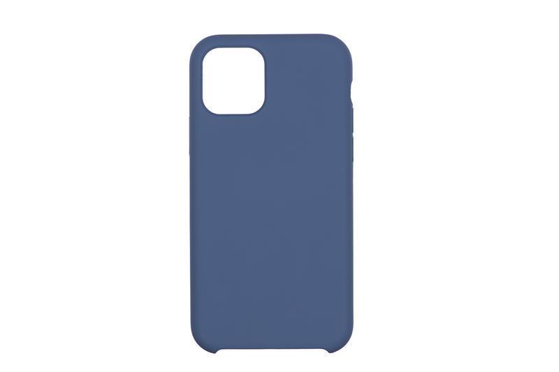 "Чехол 2Е для Apple iPhone  11 Pro (5.8""), Liquid Silicone, Navy"