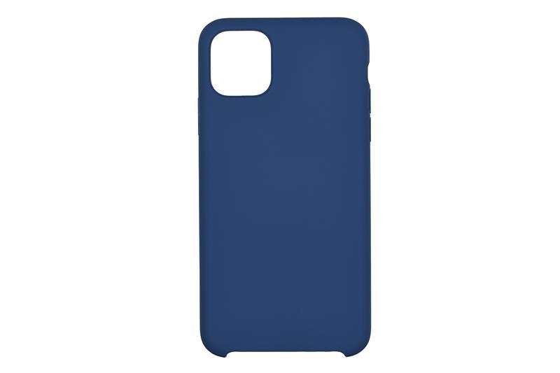 "Чехол 2Е для Apple iPhone  11 Pro Max (6.5""), Liquid Silicone, Navy"