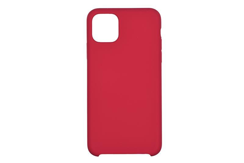"Чехол 2Е для Apple iPhone  11 Pro Max (6.5""), Liquid Silicone, Red"