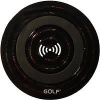 Беспроводное зарядное устройство GOLF Wireless charger GF-QI Black