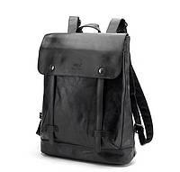 Мужской кожаный рюкзак. Модель с4